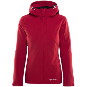 High Colorado Chicago-L Winterjacke Damen dunkelrot